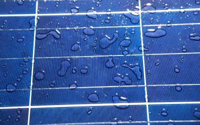 7 tips om uw zonnepanelen perfect te reinigen