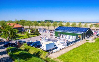 Juli topmaand voor zonne-energie