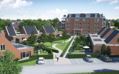 102 zonnepanelen voor project De Hofburgh in Ouddorp